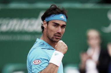 ATP Monaco di Baviera: Fognini batte Kukushkin e vola ai quarti