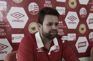 Ex-vice presidente-médico do Timbu, Múcio Vaz, explicou o desligamento da equipe ocorreu de forma amistosa (Foto: Divulgação/Náutico)