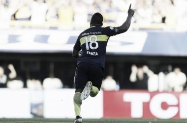 El colombiano puede dejar la institución Xeneize y jugar en la Superliga de Turquía. Foto: Prensa Boca Juniors