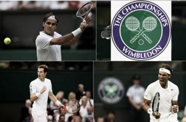 (Foto: Twitter | Wimbledon Oficial)