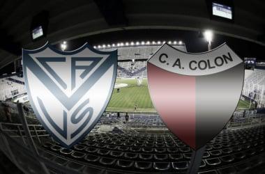 Velez y Colon protagonizaran uno de los partidos de la Fecha 6 | Foto: VAVEL