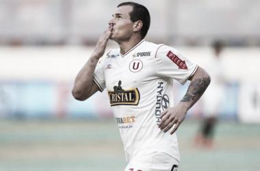 Maximiliano Giusti en su paso por Universitario de Deportes | Foto: Trome