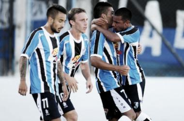 La única vez que se enfrentaron, Almagro venció 3 a 1 al equipo correntino | Foto: MDZ Online