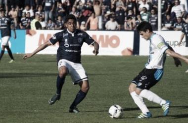 Fue 0 a 0 en Mendoza | Foto: Prensa Almagro