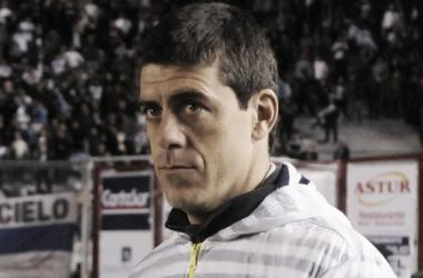 Felipe de la Riva, tecnico de Almagro | Foto: Infolomas