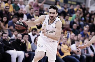 Facundo Campazzo cuenta con la confianza del Madrid / Foto: ACB.com