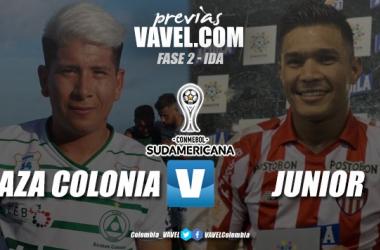 Previa Plaza Colonia vs. Junior de Barranquilla: en la búsqueda de la otra mitad de la gloria