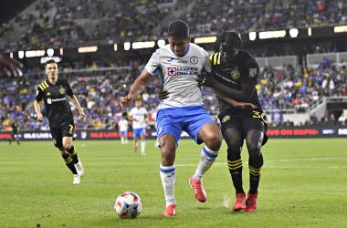 Cruz Azul cae ante Columbus Crew por la Campeones Cup