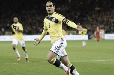 Falcao será promesa de figura en Chile (Foto: DigiSports).