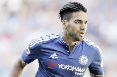 Falcao omitted from Chelsea's Champions League squad