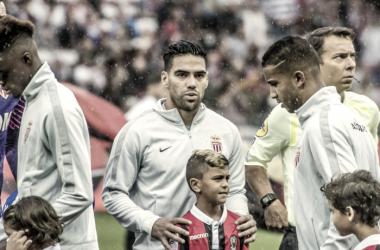 Radamel Falcao ha arrancado la temporada rayando sus mejores números históricos. | FOTO: ASMonaco.com
