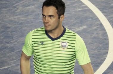 Falcão garantiu continuidade na seleção brasileira por mais um ano (Foto: Matheus Adler/VAVEL Brasil)