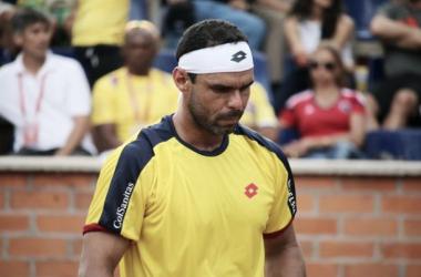 Copa Davis: Colombia - Japón, tercer día en imágenes