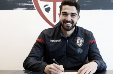 Faragó renueva con Cagliari hasta 2022