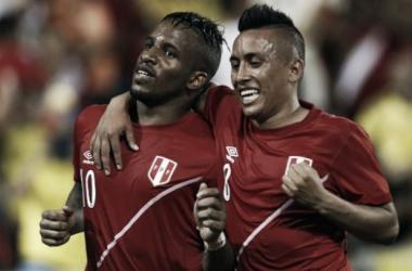 Farfán anotó su gol 19 con la Selección Peruana. (FOTO: depor.pe)