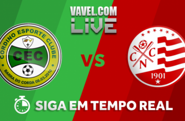 Resultado Cordino-MA x Náutico pela Copa do Brasil 2018 (1-1)