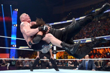Roman Reigns is heading to WrestleMania. Photo: WWE.com