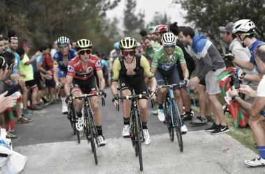 El Coll de la Gallina dictará sentencia en La Vuelta 2018. | Foto: La Vuelta