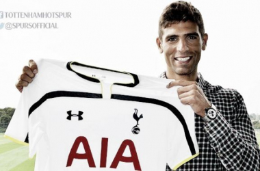 The deal was confirmed on Spurs' official website
