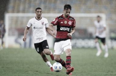 Melhores momentos de Bragantino x Flamengo pelo Campeonato Brasileiro (1-1)