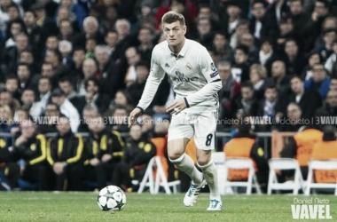 Zidane recupera efectivos: volvieron Kroos y Morata