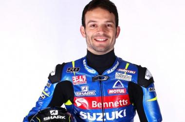 Guintoli in Suzuki nel GP di casa