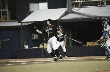 José Martínez se convirtió en el héroe del juego. (Foto: Guerreros de Oaxaca)