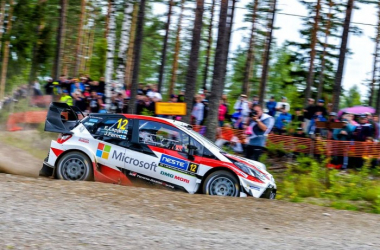 Wrc, Rally di Finlandia - Day1: vola Lappi, Neuville non approfitta