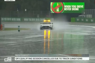 F1, Gp d'Italia - La pioggia sorprende tutti: PL3 posticipate