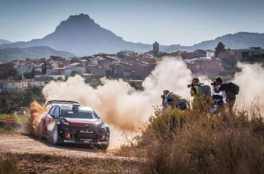 Wrc, Rally RACC - Meeke comanda il Day2, che vede il disastro di NeuvilleFonte: Wrc Official Page