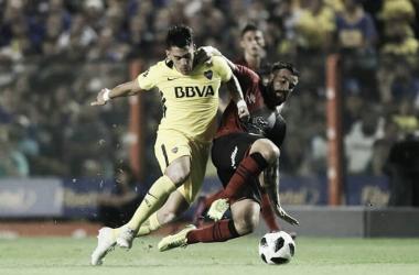 Pavón la figura del partido   Foto: Boca Juniors