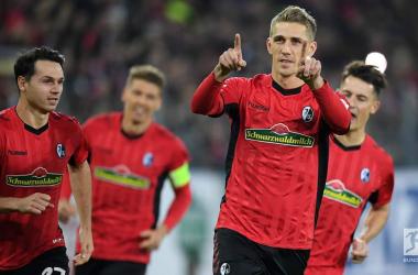Bundesliga - Cade il Gladbach che manca l'aggancio al Dortmund: il Friburgo vince 3-1