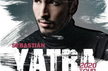 Sebastián Yatra anuncia las fechas de sus conciertos en España