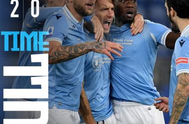 Serie A, all'Olimpico la Lazio batte un brutto Napoli