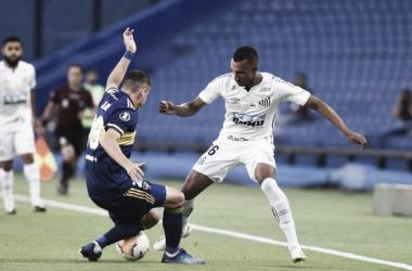 Gols e melhores momentos Santos 3x0 Boca Juniors pela semifinal da Libertadores