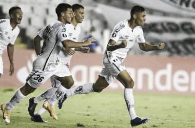 Meninos da Vila decidem, e Santos derrota Deportivo Lara pela Libertadores
