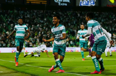 Puebla no tuvo fortuna en La Laguna y fue goleado por los Guerreros