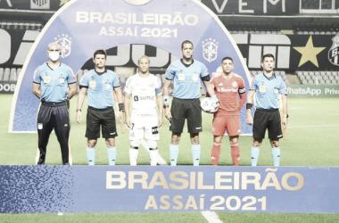 Gols e melhores momentos Santos x Internacional no Campeonato Brasileiro (2-2)