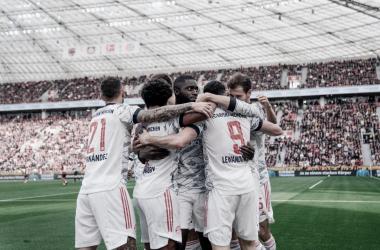 Un nuevo triunfo para el Bayern Múnich / Foto: @FCBayern
