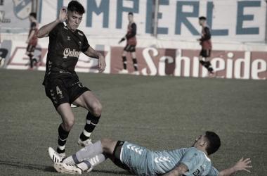 Quilmes 2- Temperley 2- Fecha 21° Torneo de Primera Nacional