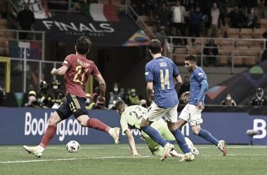 'La Roja' avanza a la final de la UEFA Nations League 2021 | Fotografía: UEFA