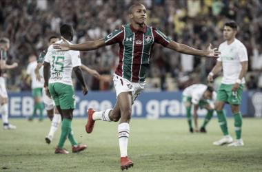 Foto:Lucas Merçon/Fluminense