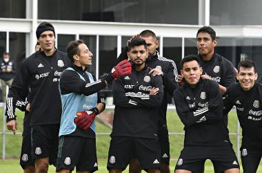 Foto: (Selección Nacional de México)