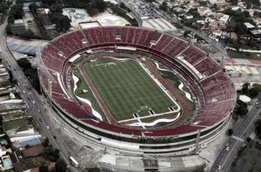Morumbi poderá receber um grande público (Foto: Rubens Chiri/São Paulo FC)