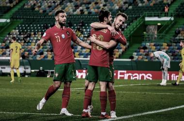 Portugal 4-0 Israel: la actual campeona llega con nuevas certezas a la Euro