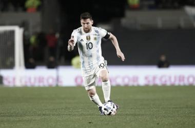 Foto: Selección Argentina.