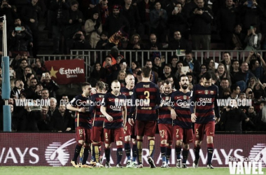 Siete finales para el Barça
