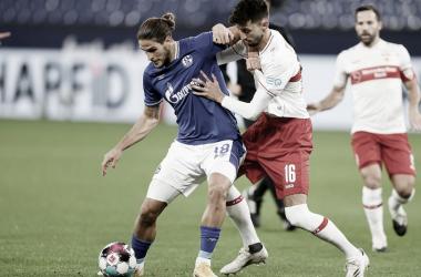 Schalke 04 empata com Stuttgart e segue sem vencer na Bundesliga