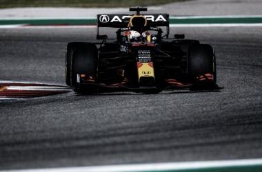 El Red Bull de Max Verstappen | Foto: Fórmula 1