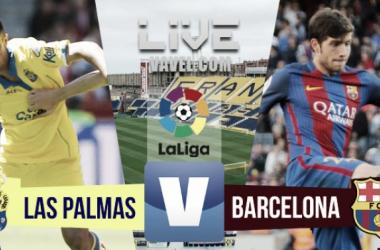 Neymar despacha a Las Palmas